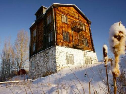 Мельница – база отдыха – музей. В селе Большие Харлуши обнаружили необычное строение позапрошлого века